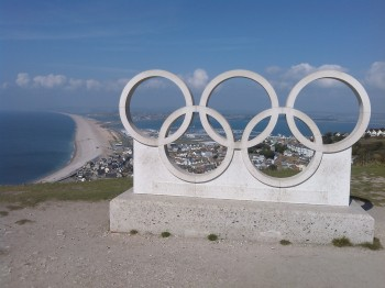Weymouth, sede de vela y windsurf en London2012