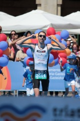 Triathlon Vitoria (half)